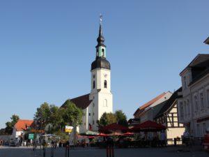 Lübbenau Kirche